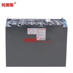 厦工叉车3吨电动叉车蓄电池80V500Ah 厦工叉车CPD30(XG530B-A5)电瓶品牌厂家