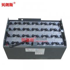 【贝朗斯】适配TCM叉车FB10-7专用蓄电池VSD8AC-48V日本TCM电动叉车1吨铲车电瓶