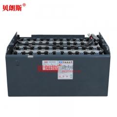 小松FB25EX叉车电池VGD565 纯电动小松2.5吨物流搬运叉车电瓶48V565Ah