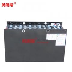 神钢48V电池厂家 VCI335蓄电池批发 SHINKO叉车6FBRM18Z电瓶图纸