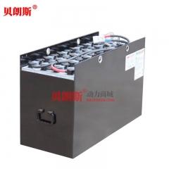 小松电池24-4PBS/280M 纯电动仓储FB18RS小松前移式叉车电瓶280Ah/48V