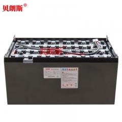 【特价】小松叉车VSD9AC贝朗斯电瓶48V450Ah 标配KOMATSU叉车FB15EX专用蓄电池