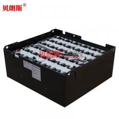 电动叉车铅酸电池品牌72V/6PzS480标配小松3吨FB30EX专用叉车电池480Ah