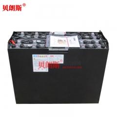 台励福三支点平衡重电动叉车1.5T叉车蓄电池24-7DB490 台励福FBT15叉车电池批发