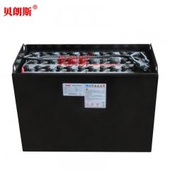 贝朗斯电瓶24-6DB600H适配EP中力叉车CPD20座驾平衡重2吨叉车蓄电池组