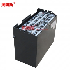 shinko电动叉车电池VSI470神钢叉车8FBM15系列叉车铅酸蓄电池安装参数