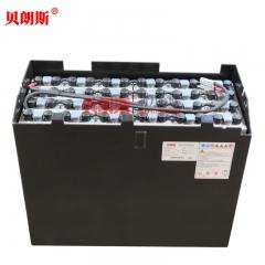 广东叉车蓄电池批发 VSIL445L-48神钢8FBM10电动平衡重铲车蓄电池