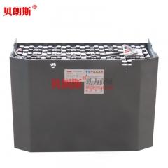 【高配款】80V550Ah江淮3.5吨电动叉车电池D-550 JAC叉车铅酸电瓶出口定制
