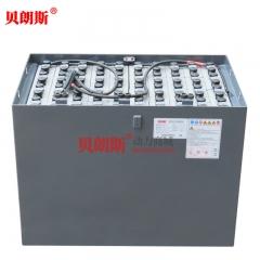 贝朗斯牵引车电瓶40-5PzS700H 合力20t/QYD200四轮牵引车蓄电池组80V700Ah