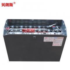 尤恩(un)叉车FB13-AZ1三支点电瓶叉车蓄电池48V/500Ah 尤恩叉车电池厂家批发