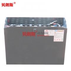 江淮叉车CQD16座驾电动叉车电池24-5PzS500 JAC前移式1.6吨叉车电池48V500Ah