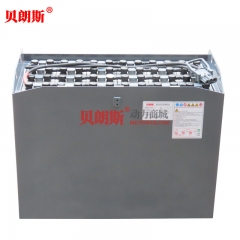 CPD25铲车蓄电池24-7DB700H JAC江淮叉车2.5吨电瓶 高端品质 贝朗斯叉车电池