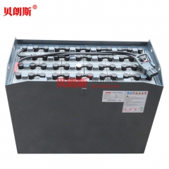 【贝朗斯】江淮叉车CPD25电瓶24-7PBS630 高性能JAC叉车铅酸蓄电池组48V630Ah