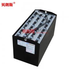 广州24-6PBS/420叉车蓄电池品牌厂家 开普三轮叉车KEF10E/1.0吨平衡重仓库叉车电池