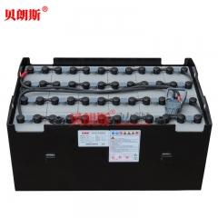 9PzS630西林叉车FB25/2.5吨蓄电池报价 48V630Ah西林四轮平衡重蓄电池叉车电瓶选型